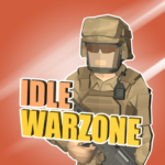 Idle Warzone 3d: Military Game – Army Tycoon 1.2.7 MOD (Remove Ads)