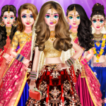 Indian Bride Stylist Dressup & Beauty Makeup Game 1.0.6 MOD