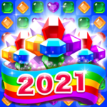 Jewel Pirate : Amazing New Match 3 8.7.6 MOD (Unlimited coins)