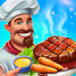 Kitchen Madness – Restaurant Chef Cooking Game  MOD (Unlimited Bundle)