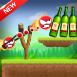 Knock Down Bottles 321 :Ball Hit Cans & Shoot Down 0.1 MOD (Unlimited then)