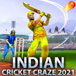League of Indian Cricket Games-Real Cricket Craze 1.1 MOD (Unlimited Spins)