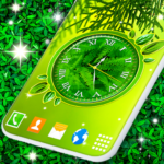Leaves Clock App 🍃 Forest Live Wallpaper Themes 6.7.11 MOD