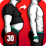 Lose Weight App for Men – Weight Loss in 30 Days 1.0.36 MOD (Unlimited Premium)