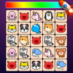 Match Animal-Free Tile master&Match Brain Game 3.1 MOD (Coins Pack)