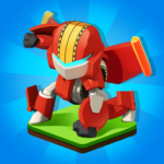 Merge Robots – Click & Idle Tycoon Games 1.6.5  MOD (Unlimited Diamonds)