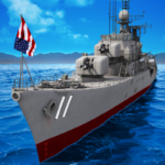 Naval Armada:Navy Game About Warship Craft Games 3.75.9 MOD (Unlimited Gold)