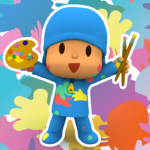 Pocoyo Colors: Free drawings, to color! 2  MOD (extra coloring sheets)