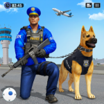 Police Dog Airport Crime Chase : Dog Games 4.1 MOD (Remove Ads)