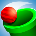 Red Ball V – Dunk in Hoop  MOD (Unlimited version)