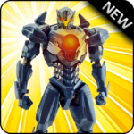 Robot Game 3D Fight: Transformers Games 2021 2.0 MOD (Unlimited Pack)