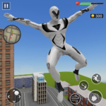 Super Rope Hero Spider Fight Miami City Gangster 1.0.9  MOD (Unlimited Cash)