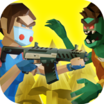 Two Guys & Zombies 3D: Online game with friends  MOD