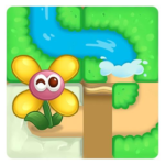 Water Me Please! Water Game: Brain Teaser 1.2.2.8 MOD (Unlimited Coin)