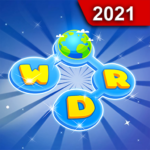 Word Planet: Word Connect Crossword Puzzle Game 1.1.8 MOD (Unlimited Gold)