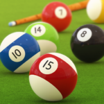 3D Pool Master 8 Ball Pro 1.5.7 MOD (Unlimited Chips)