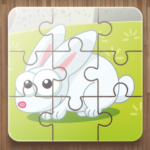 Animal Puzzle Games for Kids 3.40 MOD (Unlock All Puzzles)