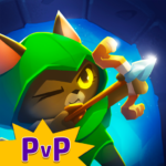 Cat Force – PvP Match 3 Puzzle Game 0.37.1 MOD (Golden Lucky Spin)