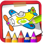 Coloring Book MOD (Unlimited version) 1.93