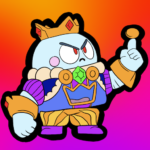Coloring Pages for Brawl BS 1.1.0 MOD