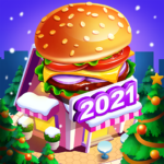 Cooking Marina – fast restaurant cooking games 1.9.26  MOD (Unlimited Package)