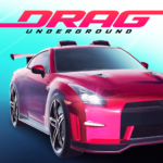 Drag Racing: Underground City Racers 0.6  MOD (Unlimited Ticket)