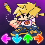 FNF Draw Puzzle 0.1.8 MOD