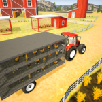 Farming Simulation Modern 22 Tractor 1.0.6 MOD (Unlimited Coins)