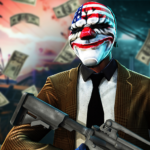 Gangster Crime Bank Robbery -Open World Games 2021 3.1  MOD