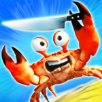King of Crabs 1.13.1 MOD (Unlimited Pearls)
