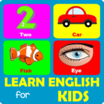 Learn English For Kids 2.1 MOD (Unlimited Lesson)