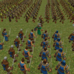 MIDDLE EARTH ORCS ATTACK RTS 1.3  MOD (Unlimited Hunt)