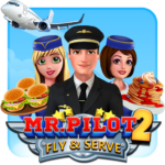 Mr. Pilot 2 : Fly and Serve 1.16  MOD (Max Cargo)