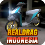 Real Drag Indonesia 0.34 MOD (Unlimited GOLD)