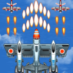 1945 Galaxy Shooter 46.0 MOD (Unlimited sale off)