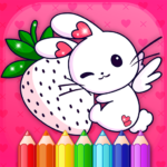 Animated Kids Coloring Book 5.0 MOD