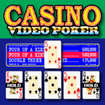 Casino Video Poker 16.5 MOD (Unlimited Coin Pack)