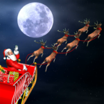 Christmas Flying Santa Gift Delivery 1.9 MOD (Unlimited Reindeers)