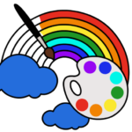 Coloring Games for Kids 4.5.3 MOD (Unlimited version)