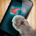 Fish game toy for cats 1.31 MOD (Remove Ads)