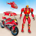 Helicopter Robot Car Game 1.2.1 MOD