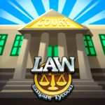 Law Empire Tycoon 1.9.2  MOD (Unlimited coins)