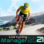 Live Cycling Manager 2021 1.54 MOD (Unlimited Token pack)