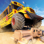 Monster Bus Derby 3.1  MOD (Unlimited Coins)