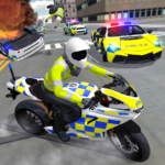 Police Car Driving 1.38 MOD (Unlimited Police Car)