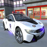 Real i8 Police Car Game 1.3 MOD (Unlimited InstaRams)