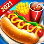 Restaurant Cooking 1.4.0 MOD (Unlimited Money Pack)