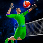 Volleyball game 2021 1.3.3 MOD (Unlimited course)