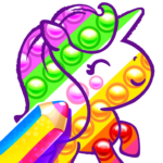 Coloring games for kids and toddlers 2-5 years old 1.6.0 MOD