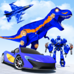Flying Dino Robot Car Games 2.51 MOD (Remove Advertisement)